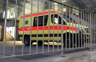 Radfahrer nach Verkehrsunfall mit Sattelmotorfahrzeug lebensbedrohlich verletzt