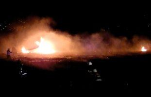Flächenbrand in Willerzell SZ