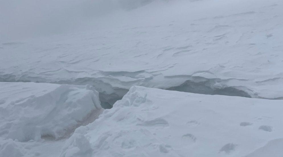 Saas-Fee VS: 48-jähriger Skitourengänger (48) verstorben