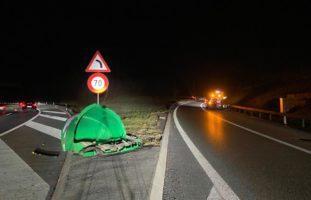 Bei Verkehrsunfall in Cham Kontrolle über Fahrzeug verloren