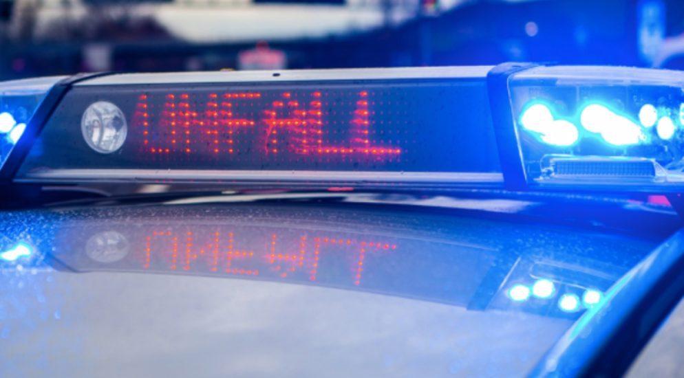 Willisau: Von hellgrauem Fahrzeug touchiert: Mann verletzt