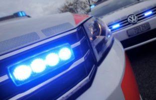 Einsatzkräfte der Polizei und der Rettung in St.Gallen angegriffen