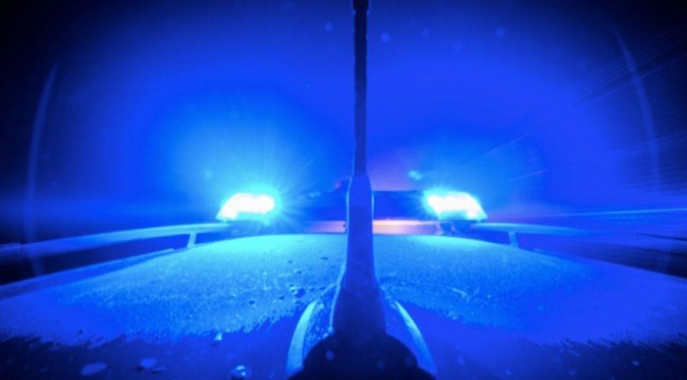 Polizisten in St.Gallen mit Molotowcocktail beworfen