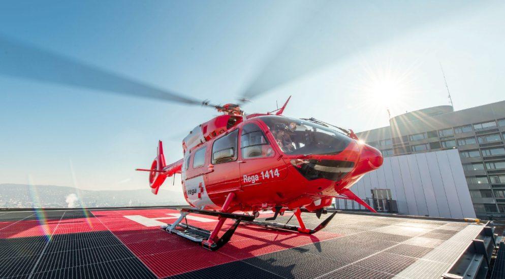 Eschenz TG: Mädchen (10) nach Reitunfall ins Spital geflogen