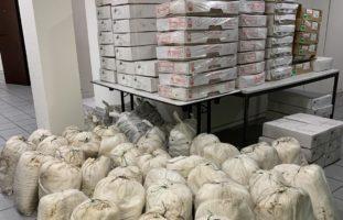 Basel: 700 Kilogramm ungekühltes Geflügel- und Schweinefleisch sichergestellt