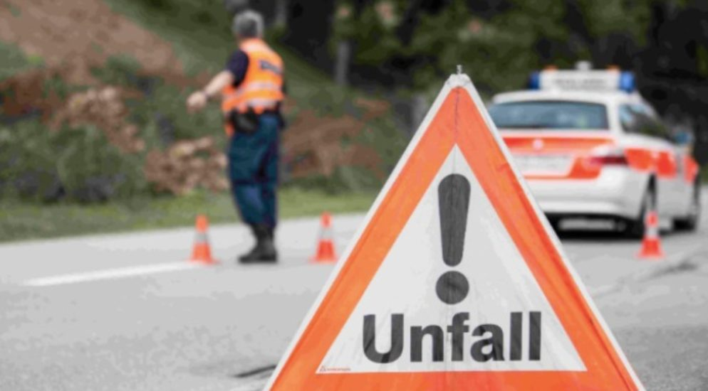Lommis: Motorradfahrerin bei Verkehrsunfall verletzt