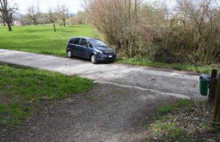 Staad: Mit geklautem Auto und fahrunfähig Unfall verursacht