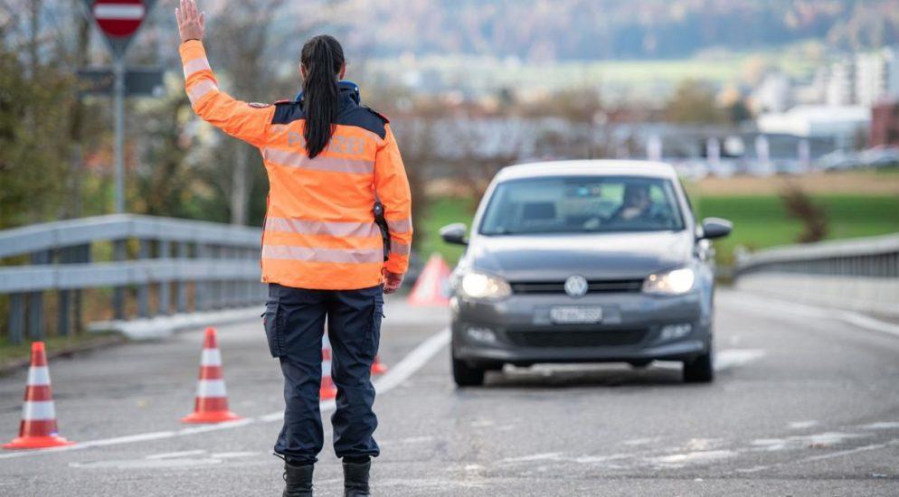 Berg am Irchel: 22-Jähriger flüchtet vor Polizeikontrolle