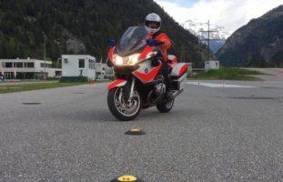 Graubünden GR: Hinweise zur Motorradunfall-Prävention