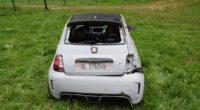 Auto überschlägt sich bei Unfall in Himmelried SO