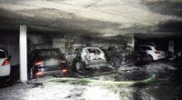 Tiefgarage in Villars-sur-Glâne nach Brand zerstört