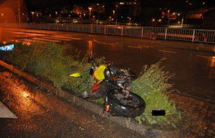 Motorradfahrer (19) nach Unfall in Schaffhausen SH schwer verletzt
