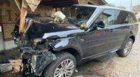 Brittnau AG: 18-Jähriger verunfallt heftig mit Papas Range Rover