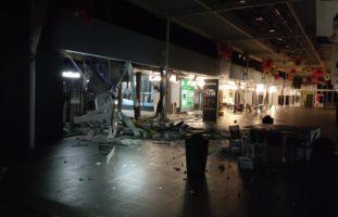 Nussbaumen AG: Bankomat in die Luft gesprengt