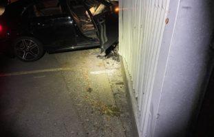 Brugg AG - Mit 1 Promille Verkehrsunfall verursacht