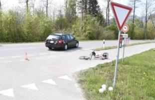 Todesopfer bei Unfall in Balgach SG