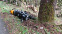 Verkehrsunfälle Mitlödi, Näfels GL - Motorradlenker bewusstlos