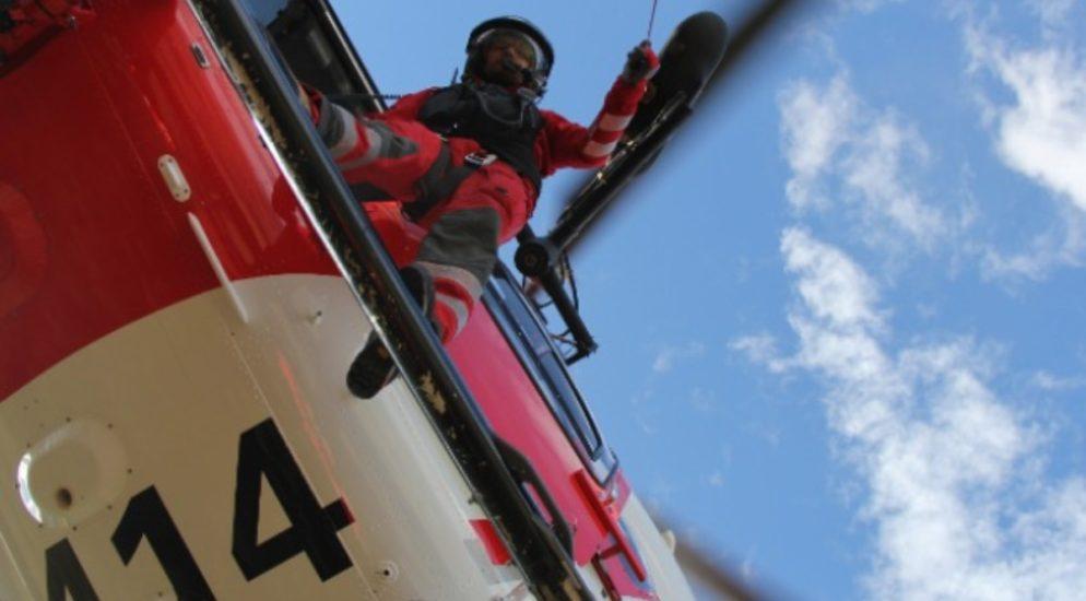 Solothurn SO: Rega fliegt Kletterer (44) an der Rettungswinde ins Spital