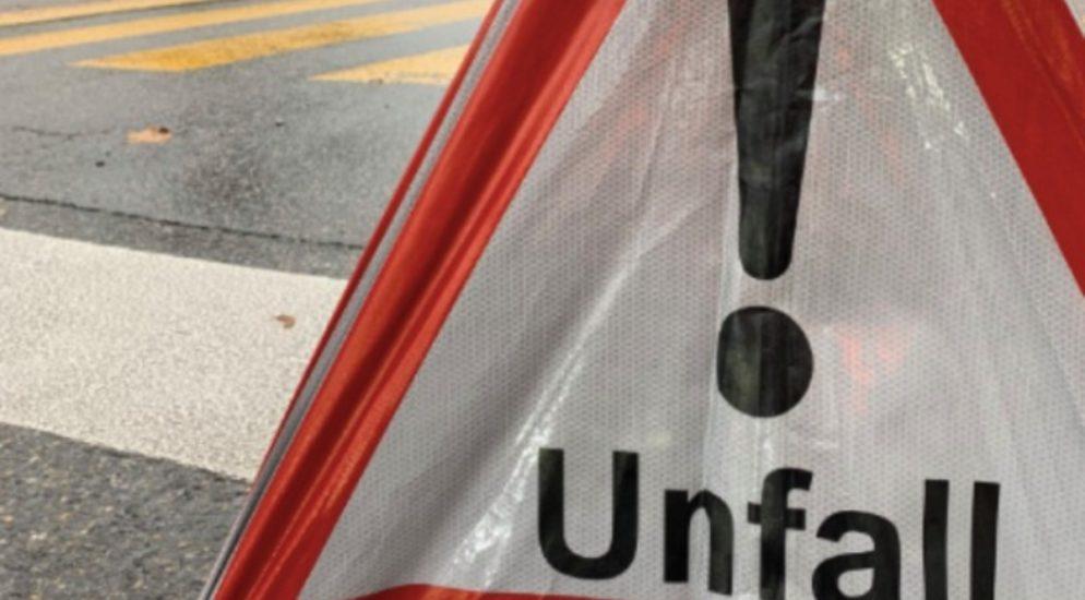 Basel - Verkehrsunfall Höhe Spalentor
