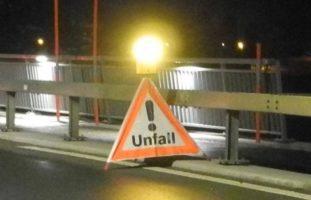 Spreitenbach AG: Betrunken Verkehrsunfall gebaut