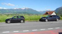 Mehrere Unfälle Schwyz SZ - Kind (11) angefahren und an den Beinen verletzt