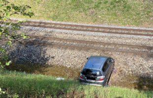 Stadt Schaffhausen: Lernfahrerin verwechselt Gas- und Bremspedal!