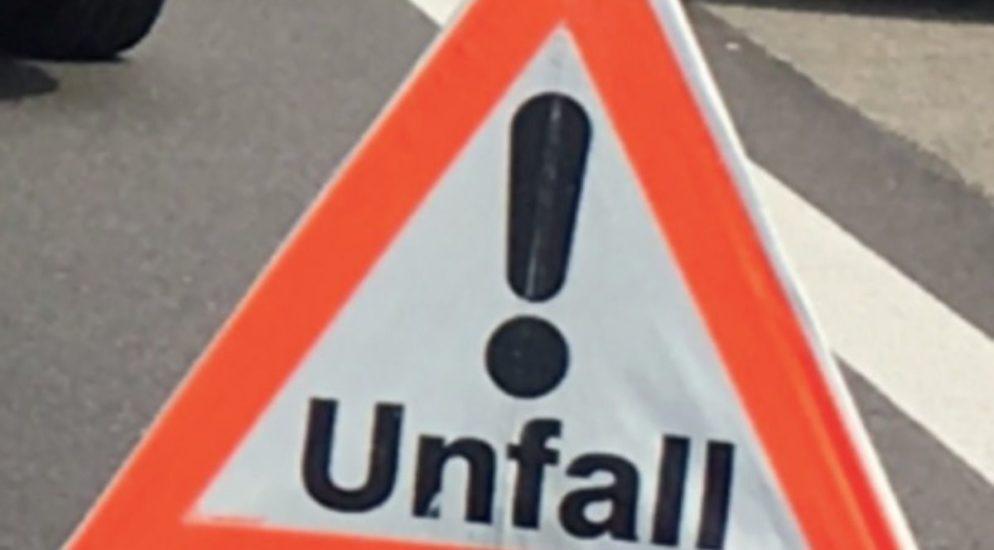Gurtnellen UR - Sachschaden bei Selbstunfall auf der A2 entstanden