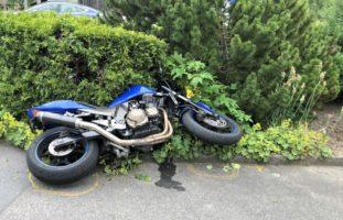 Glarus: Motorradfahrer bei Verkehrsunfall verletzt