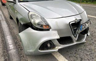 Matt GL: Verkehrsunfall wegen Gleitschirmflieger