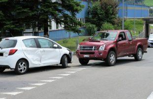 Bilten GL: Verkehrsunfall auf der Schäniserstrasse