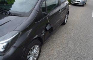 Hundwil AR: Verkehrsunfall zwischen zwei Autos