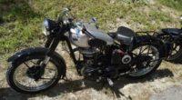 Selbstunfall in Speicher AR: Motorradlenker kollidiert mit Streukiste