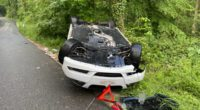 Heftige Unfälle in Rudolfstetten und Endingen
