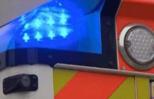E-Bike-Lenkerin nach Verkehrsunfall in Zug lebensbedrohlich verletzt