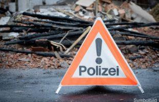 Brand Breitenbach SO: Eine Person ums Leben gekommen