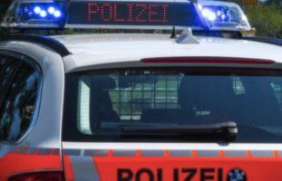 Strassensperren in Zug