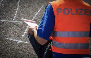 Münchenbuchsee BE: Passanten finden verletzte Fahrradlenkerin