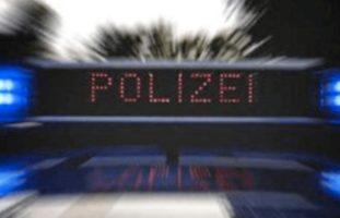 Politische Kundgebung in der Stadt Zug
