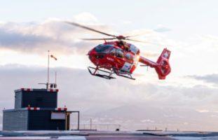 Ligerz BE: Nach schwerem Unfall mit Rega ins Spital geflogen