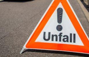 Schwerer Verkehrsunfall in Wassen UR