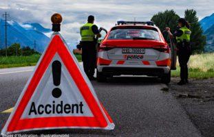 Motorradfahrer (25) stirbt nach Unfall in Grimisuat VS