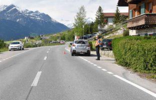 Degen GR: Fussgänger von Auto erfasst