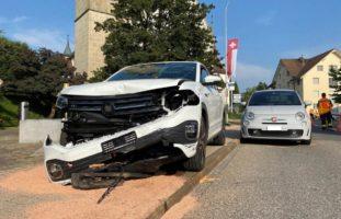 17-Jährige bei Unfall in Oberägeri ZG erheblich verletzt