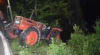 Reute AR: 20-Jähriger bei Traktor-Unfall schwer verletzt
