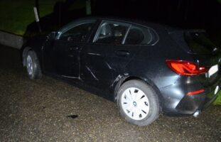 Verkehrsunfall Urnäsch AR: Traktor-Fahrer streift PW auf der Hochalpstrasse