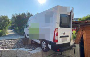Zwei Unfälle wegen ungenügender Sicherung von Fahrzeugen in Rothrist und Uerkheim