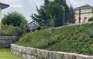 Niederwil AG: Fahrer (18) nach Selbstunfall Führerausweis los