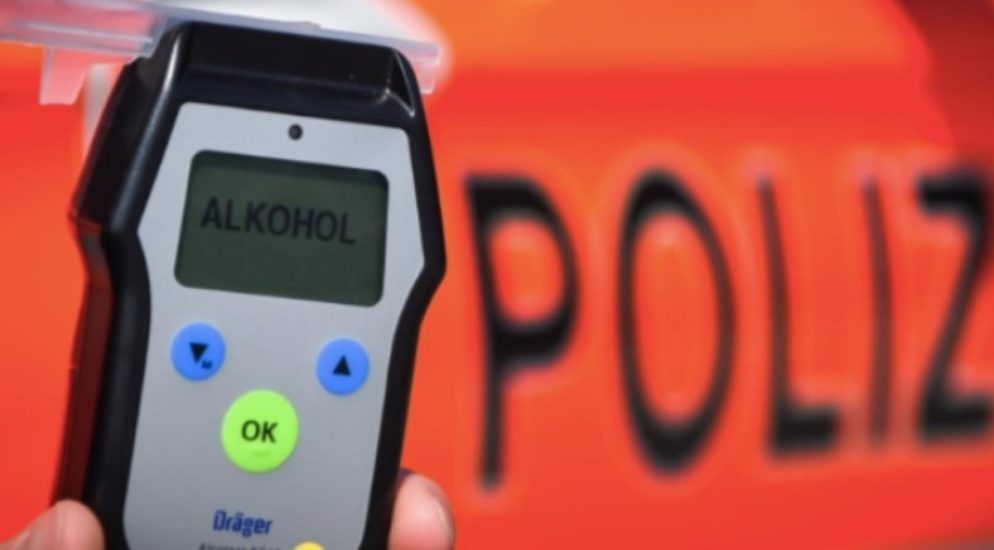 Wittenwil TG - Führerausweis eines alkoholisierten Lenkers eingezogen