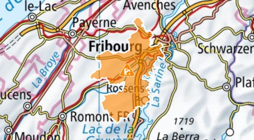 Leitungswasser in Freiburg FR verunreinigt