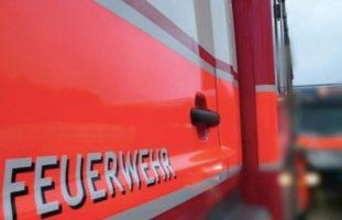 Reichenburg SZ - Rauchgasvergiftung nach Brand in Produktionsbetrieb